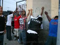 Megaoperação policial em São Paulo para