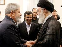 Homem mais forte do Irã elogia Lula por não se curvar ante a arrogância dos Estados Unidos