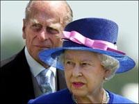 60 anos de matrimónio com rainha Elizabeth II