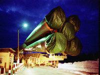 Rússia lança 3 satélites