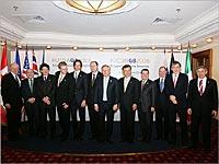 Problemas da Migração estão na agenda russa da Cimeira do G-8