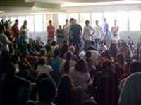 Estudantes desocupam reitoria da UFRJ