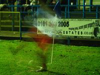 Britânicos loucos por futebolista fantasma