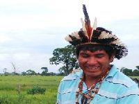 Líder Guarani-Kaiowá visita Portugal para denunciar genocídio dos povos indígenas no Brasil. 26665.jpeg