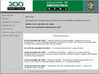 Medicina da UFRJ lança site comemorativo dos 200 anos