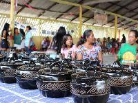 Mulheres indígenas fortalecem associativismo para gerar renda. 29670.jpeg
