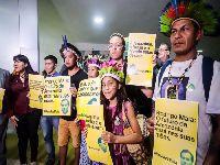 Parlamentares pedem devolução de projeto contra Terras Indígenas; Maia promete analisar. 32671.jpeg