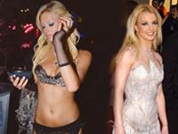 Paris Hilton e Britney Spears escolhidas as pessoas mais mal-vestidas de 2006
