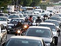 São Paulo bate recorde com 147 km de congestionamento nesta manhã de 2008