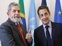 Brasil e França exigem volta de Zelaya