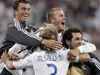 Real Madrid conquistou o título do Campeonato Espanhol pela 30a vez