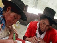 Bolívia livre de analfabetismo com método cubano de educação. 20675.jpeg