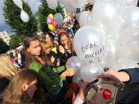 Rússia: Fans comemoram Michael Jackson