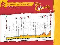 Vuelta a Colombia 2020 é definida em uma passagem de montanha. 32680.jpeg