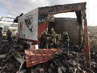 Explosão no México mata 13 e fere 60. 25683.jpeg