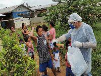 Ao menos 1.337 profissionais da saúde indígena já foram diagnosticados com a Covid-19. 33683.jpeg