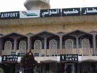 Aeroporto de Alepo na Síria reabre após oito anos. 32685.jpeg