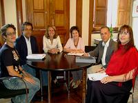 Elisa Costa recebe homenagem das Universidades