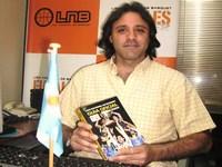 Entrevista: Alejandro Pérez, escritor do livro dos 80 anos dos sul-americanos de basquete masculino adulto