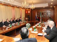 Medvedev encontrou-se com os líderes da Ingushétia