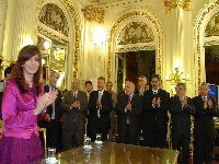 Bolsonaro tem medo de Cristina Kirchner. 31694.jpeg