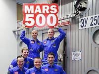 Russos completam voo simulado a Marte
