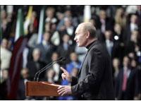 Putin promete a