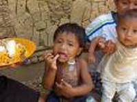 Jovens indígenas do sul da Bahia participam do Plebiscito Vale