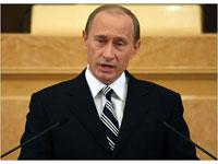 'Rússia Unida', de Vladimir Putin domina as eleições legislativas na Rússia