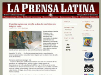 Prensa Latina faz anos