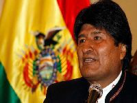 Presidente Evo relembra tratado de Petrópolis com o Brasil. 27698.jpeg