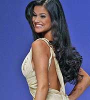 Miss Brasil teve que amputar os pés e as mãos