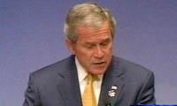 Bush confundiu Apec com Opep e  transformou as tropas australianas em austríacas