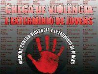 Sussuarana realiza caminhada contra violência e extermínio de jovens. 24703.jpeg