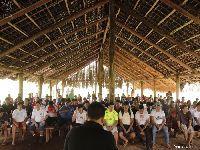 Xinguanos repudiam propostas do governo Bolsonaro para povos indígenas. 30703.jpeg