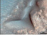 Ondas de areia gigantes em movimento no planeta Marte observadas pela primeira vez. 33703.jpeg