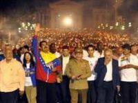 Presidentes latino-americanos marcham junto ao povo em Cuba. 19706.jpeg