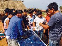 Xingu solar: como a energia renovável pode beneficiar comunidades indígenas no Brasil. 30706.jpeg