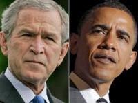 Bush e Obama, do medo à esperança