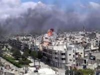 EUA ao ataque: guerra na Síria sobe de intensidade. 22707.jpeg