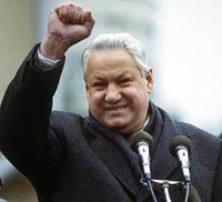 """Fontes anónimas: """"Boris Yeltsin pode ser canonizado"""""""