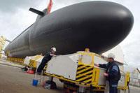 Brasil construirá quatro submarinos com tecnologia francesa
