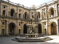 Verdes questionam o Governo sobre alegados danos provocados no Convento de Cristo. 26708.jpeg