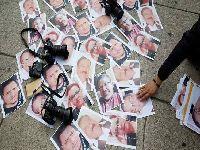 México contabiliza de dezembro de 2018 até agora, seis assassinatos de jornalistas. 30708.jpeg