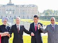 BRICS preparam-se para um