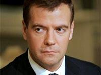 Medvedev é homem ideal para o trabalho