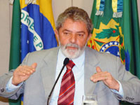 Lula atua como garoto-propaganda dos biocombustíveis na Finlândia