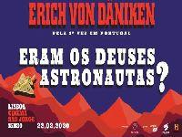 Erich von Däniken debate Deuses Astronautas em Lisboa. 32718.jpeg