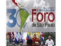 Encontro pelos 30 anos de Foro de São Paulo marca semana no Brasil. 33718.jpeg