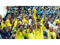 Por 4 a 2 a seleção brasileira venceu os Estados Unidos